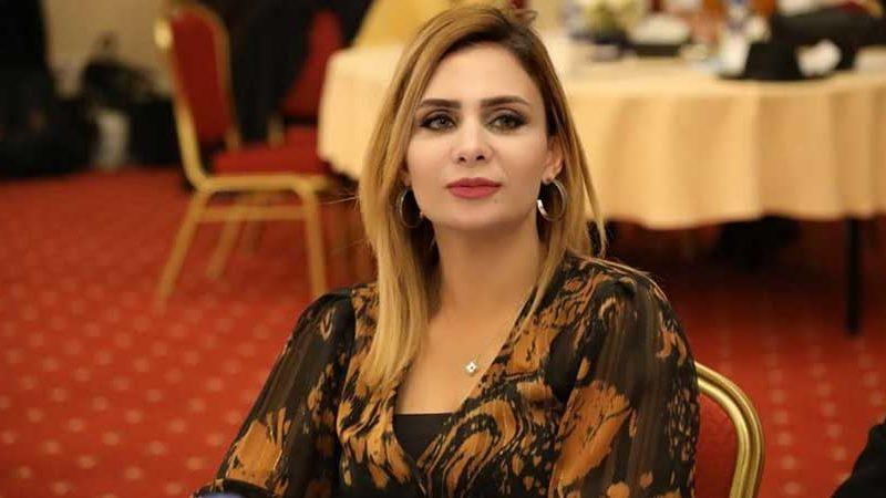 النّائبة أميرة شرف الدّين: البرلمان ليس النّهضة وائتلاف الكرامة فقط!