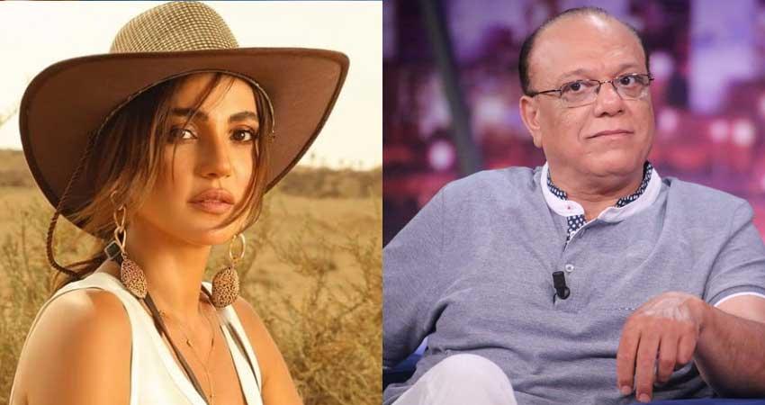 درة زروق: أنا مستاءة جدا من الممثل فتحي الهدواي