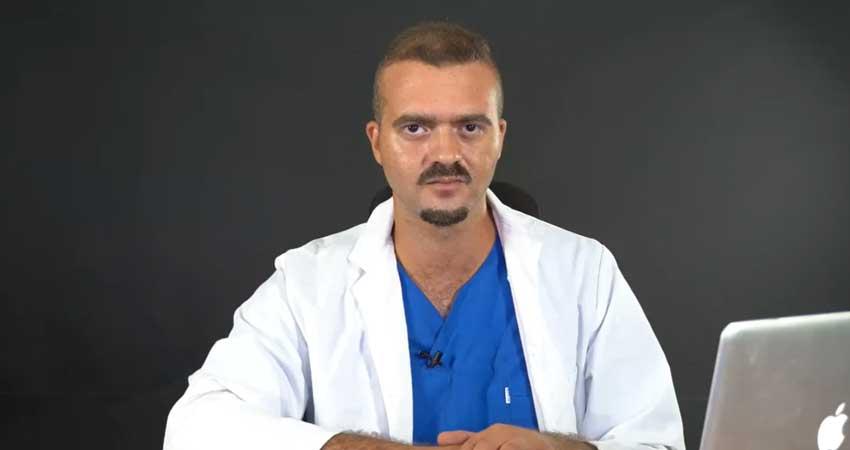 زكريا بوقرة يُحَذّر من امتلاء المستشفيات وبيوت الأموات ويدعو الى فرض حجر صحي شامل
