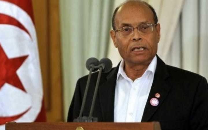 """المرزوقي: """"تأكد اليوم أنه لا خوف على التونسيين من الانقسام إلى شعبين"""""""