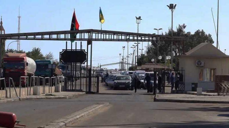 رئاسة الجمهورية: غدًا فتح المعابر الحدوديّة مع ليبيا
