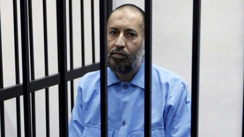 إطلاق سراح الساعدي القذافي ونقله بطائرة إلى تركيا