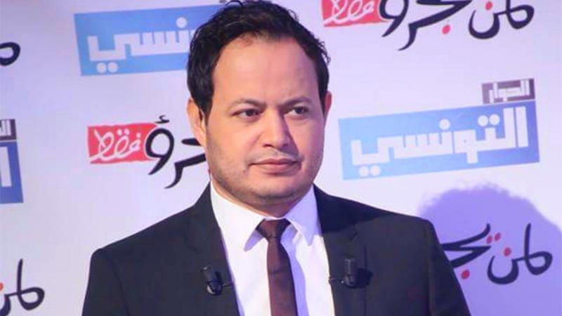 سمير الوافي يعود إلى قناة الحوار التونسي